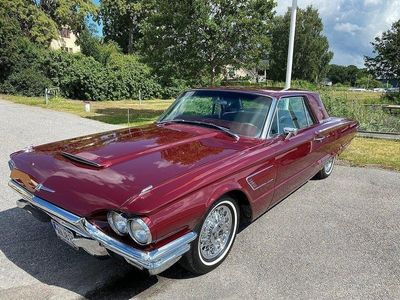 begagnad Ford Thunderbird HT Renoverad