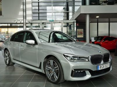 begagnad BMW 740 e iPerformance M Sport