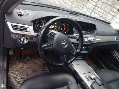 begagnad Mercedes E300 BLUETEC Hybrid kombi -13