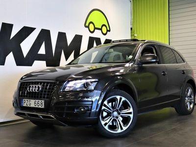 begagnad Audi Q5 3.0 TDI Q | D-Värme | Pano | Drag 239hk