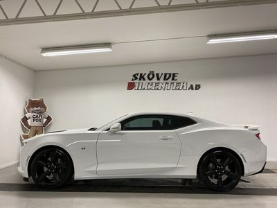 begagnad Chevrolet Camaro SS V8 461HK/1400Mil/1-Ägare/Svensksåld