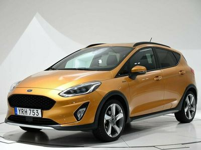 begagnad Ford Fiesta ACTIVE 1.0T ECOBOOST 100H