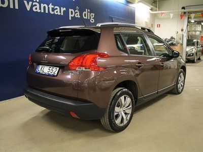 gebraucht Peugeot 2008 ACTIVE 1,6 e-HDI AUT SKYPAK