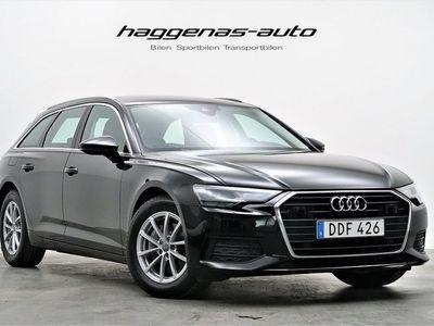 begagnad Audi A6 Avant 40 TDI / Proline Edition / Drag