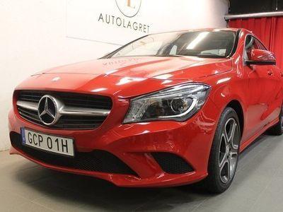 begagnad Mercedes 180 CLA BenzSkinn Euro6 Navigation Nybes 2013, Sportkupé 144 900 kr