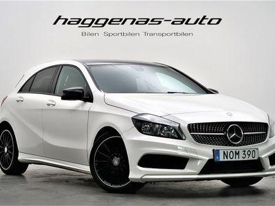 begagnad Mercedes A180 / AMG-Sport / Night Packa