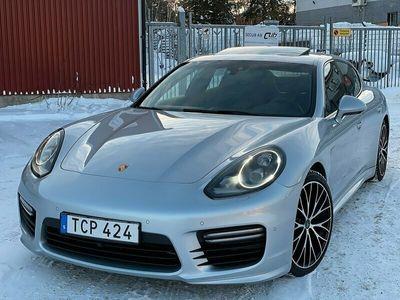 begagnad Porsche Panamera GTS PDK 440hk