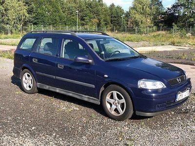 begagnad Opel Astra Caravan 1.4 90hk