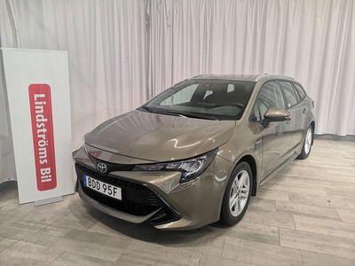 begagnad Toyota Corolla 1.8 Hybrid TS Active V-hjul BEGAGNATKLIPPET