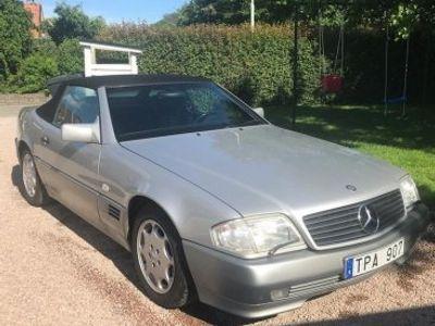 usata Mercedes 320 sl. -94