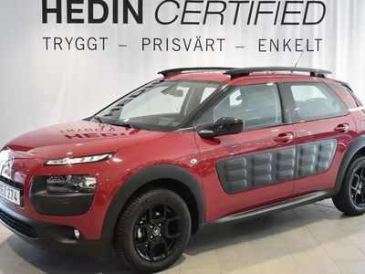 begagnad Citroën C4 Cactus HAPPY EDITION -82hk