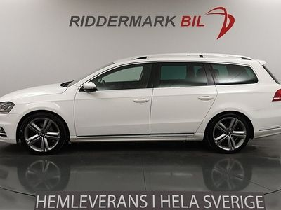 begagnad VW Passat 2.0 TDI BlueMotion Technology Variant 4Motion (170hk) Premium, Sport, R-line