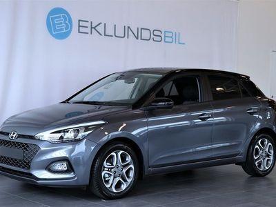 begagnad Hyundai i20 Limited Edt (101hk) DEMO