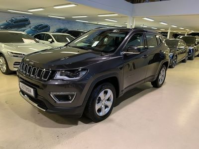 begagnad Jeep Compass 2.0 170 hk 4WD Limited // Automat Euro 6 //
