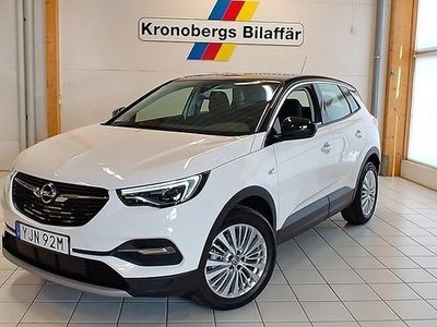 begagnad Opel Grandland X Dynamic 1.2 Turbo Automat 2019, SUV 285 850 kr