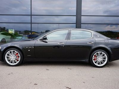 begagnad Maserati Quattroporte S 4.7 V8 431hk OBS SPEC
