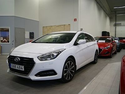 begagnad Hyundai i40 Comfort Plus 1.7 CRDi 141hk