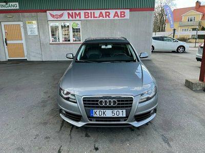 begagnad Audi A4 Avant 2.0 TFSI E85 S-Line, Sport Plus 180hk