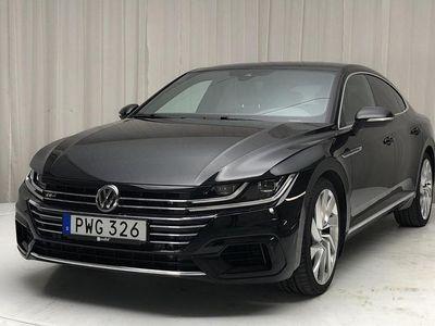 begagnad VW Arteon 2.0 TDI 4MOTION