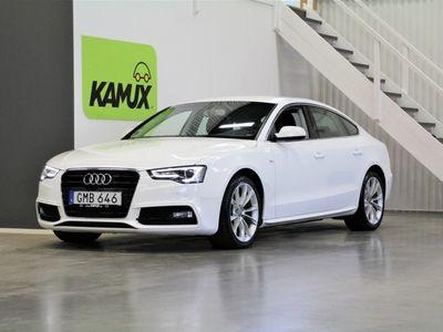 begagnad Audi A5 1.8 TFSI S-line Sport Edition Drag
