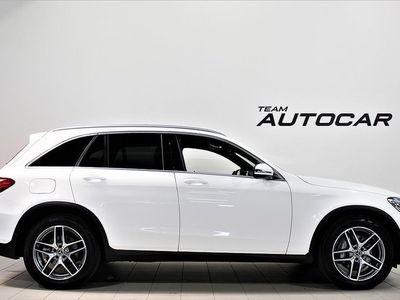 käytetty Mercedes GLC220 d 4MATIC AMG Sport Euro 6 Panorama