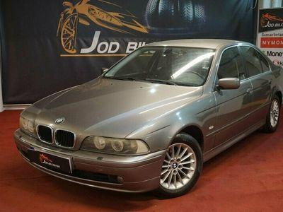 begagnad BMW 520 i Sedan Automat 170hk