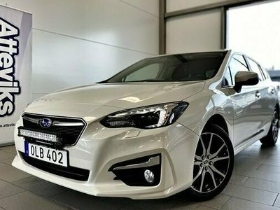 begagnad Subaru Impreza 2.0 4WD Automat Drag Carplay 2018, Personbil Pris 193 900 kr