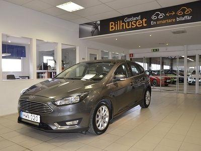 used Ford Focus 1.0 EcoBoost Titanium Euro 6 *Gotlandsbil*