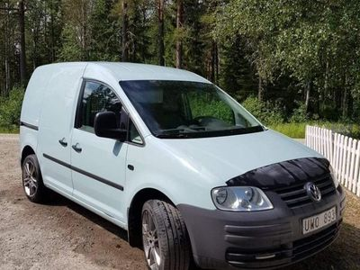 begagnad VW Caddy 1.4