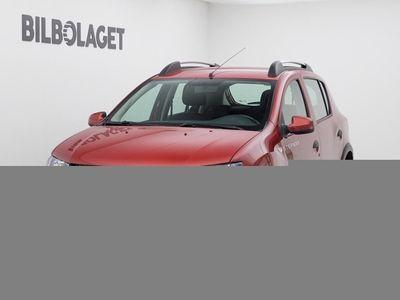begagnad Dacia Sandero II 0,9 90hk Stepway Prestige -13