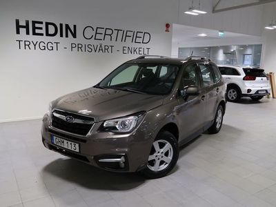 begagnad Subaru Forester 2,0i Lineartronic AWD XS