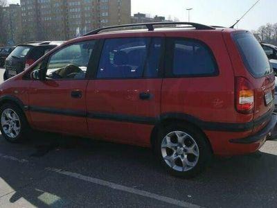 begagnad Opel Zafira 1.8 7-sits
