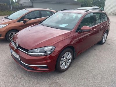 begagnad VW Golf Sportscombi 1.0 TSI Comfort Euro 6 115hk