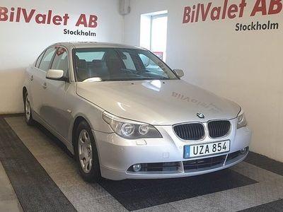 begagnad BMW 525 i Sedan Automat 192hk Nybes