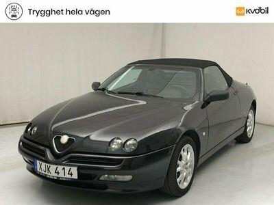 begagnad Alfa Romeo Spider 2.0 TS (150hk)