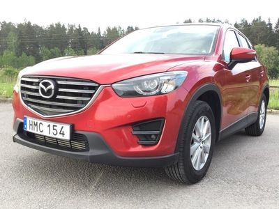 used Mazda CX-5 2.2 DE 2WD (150hk)