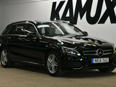 begagnad Mercedes C350e Comfort | P-värm | Navi | Hybrid | S&V-Hjul | 279hk