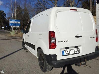 begagnad Peugeot Partner 1,6 HDi Drag -11