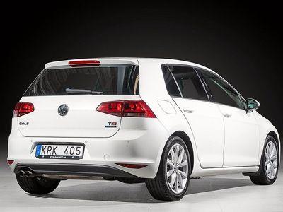 begagnad VW Golf 5-dörrar 1.4 TSI BlueMotion Highline Plus