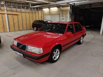 begagnad Volvo 940 classic ftt -98