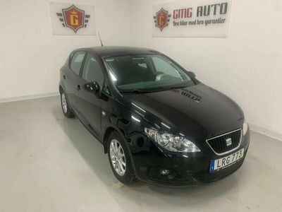 begagnad Seat Ibiza 5-dörrar 1.2 TSI 105hk