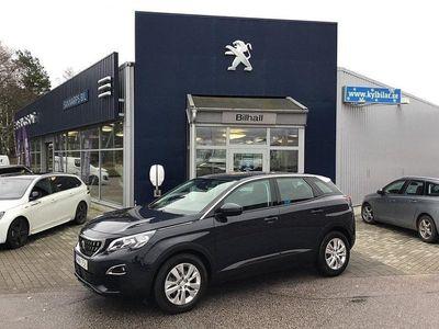 begagnad Peugeot 3008 130hk Active AUTOMAT