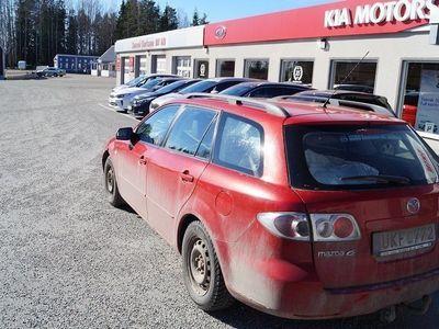 begagnad Mazda 6 2.0Kombi 2004, Kombi 4 900 kr