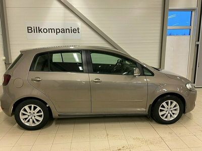 begagnad VW Golf Plus 1.6 TDI DSG Sekventiell Style 105hk