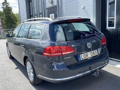 begagnad VW Passat 1.4 TSI EcoFuel Masters Drag (150hk)
