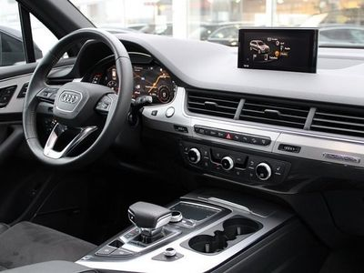gebraucht Audi Q7 3.0 TDI 272hk quattro Tip-tronic -16