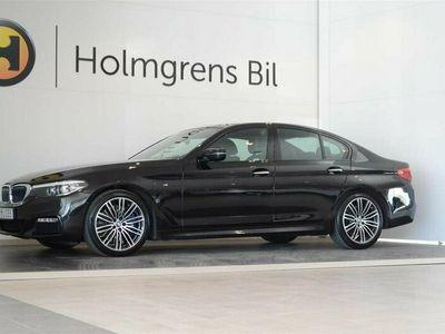 begagnad BMW 540 xDrive Sedan M-Sport - Drag Navi Läder G30 (340hk)