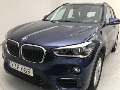 begagnad BMW X1 xDrive20d, F48 2018, SUV 300 000 kr