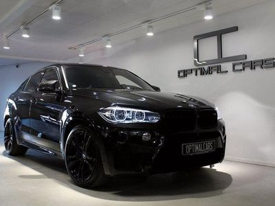 begagnad BMW X6 M 575hk black edt. 1/500
