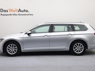 begagnad VW Passat Variant SC TSI 150/P-värmare